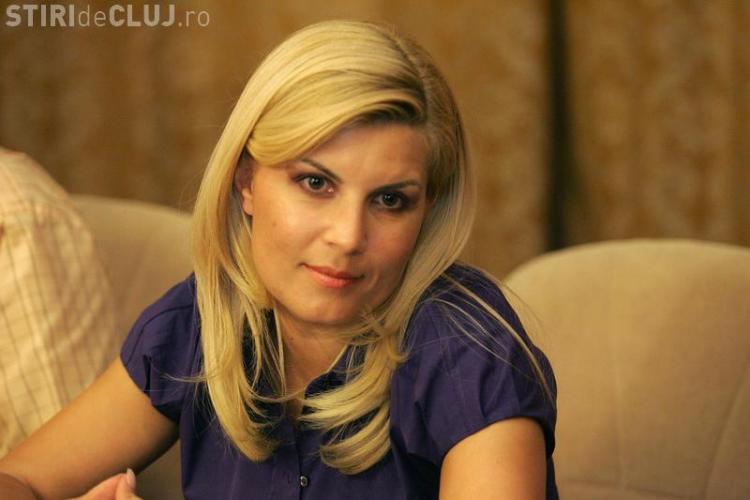 Elena Udrea a fost eliberată pe o cauțiune de 5 milioane de lei