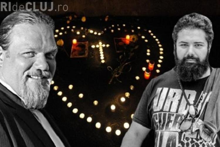 Doi eroi de la Club Colectiv, care au murit salvând pe alții, decorați de Klaus Iohannis
