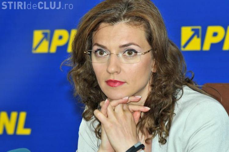 Alina Gorghiu susține că PNL vrea alegeri anticipate