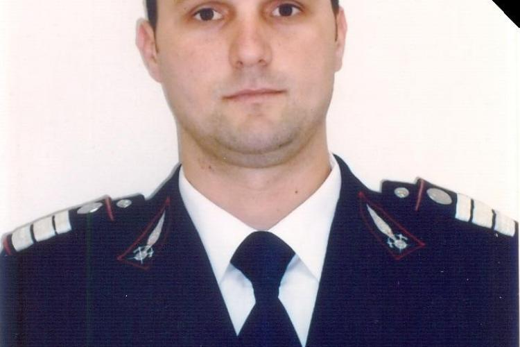 Mesaj emoționant al colegilor de la ISU Cluj. Paramedicul Florin Benea s-a stins din viață