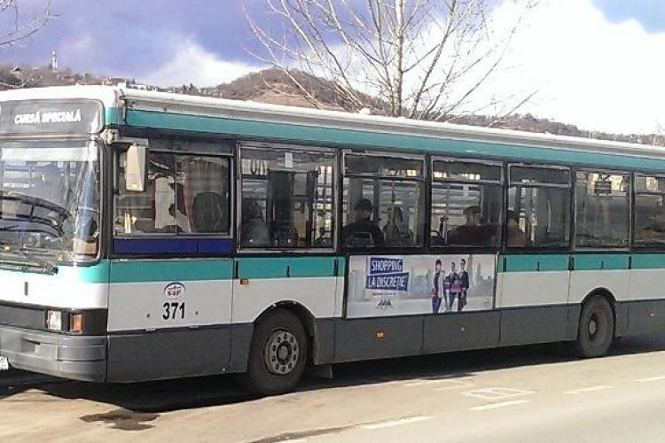 Clujeancă dată jos din autobuzul CORA în Grigorescu, de un șofer AROGANT / UPDATE: Replica celor de la Cora