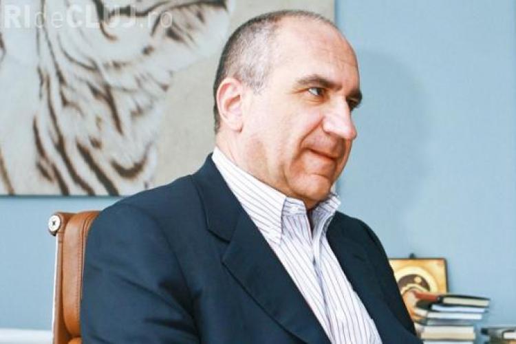 Patronul UTI, Tiberiu Urdăreanu, dus cu mandat la DNA