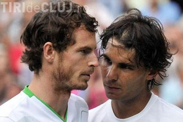Moment incredibil la Turneul Campionilor. Britanicul Andy Murray a luat o foarfecă și s-a tuns - FOTO