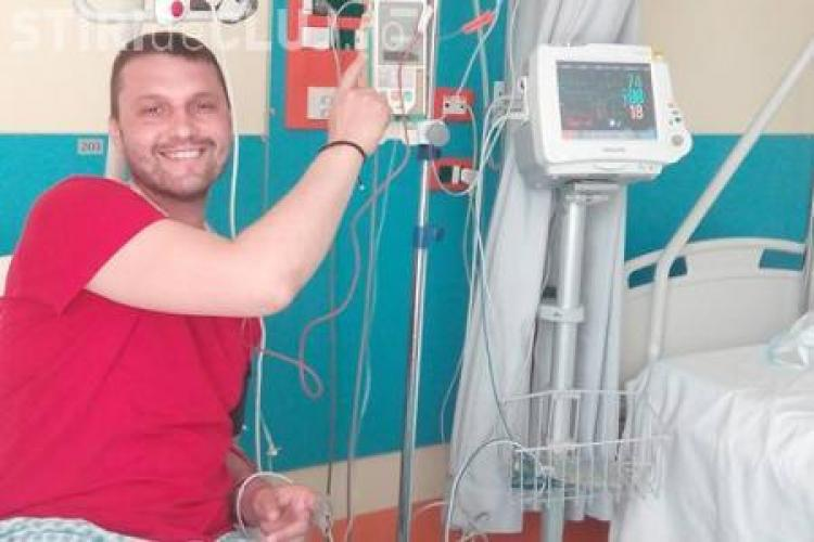 Doliu la Cluj! A murit paramedicul SMURD Florin Benea, pentru care toată țara a făcut donații