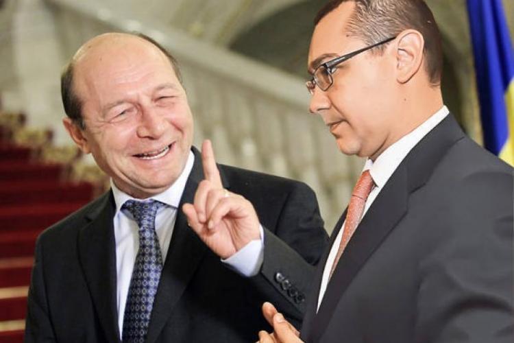 Guvernul Ponta și-a dat DEMISIA de ziua lui Traian Băsescu. Ce reacție a avut