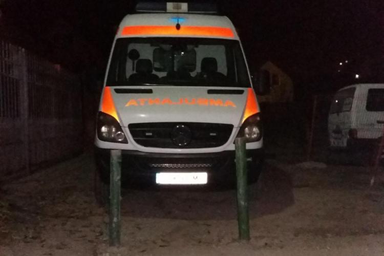Barosanii și șmecherii au interzis ambulanțele și pompierii pe o stradă din Cluj-Napoca - FOTO