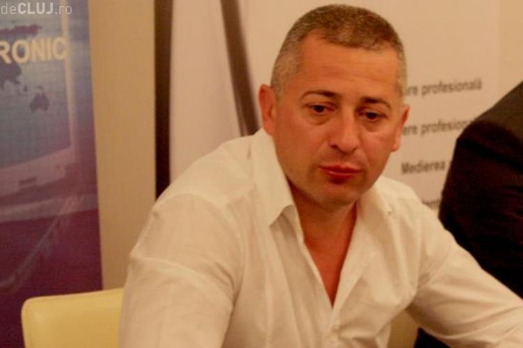 Daniel Don, șeful AJOFM Cluj, REȚINUT pentru 24 de ore. Don era cunoscut ca un tip cu ȘTAIF