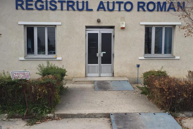Activitatea la RAR Cluj, PARALIZATĂ de o ședință fulger. Șoferii au rămas BLOCAȚI - FOTO