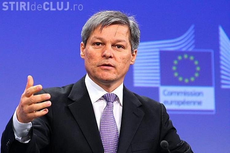 Prima declarație a lui Cioloș din funcția de premier: Trecem printr-o perioadă cheie