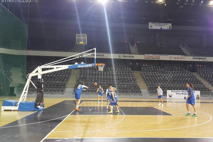Știri de Cluj oferă bilete la meciul de baschet feminin România - Bosnia & Herțegovina