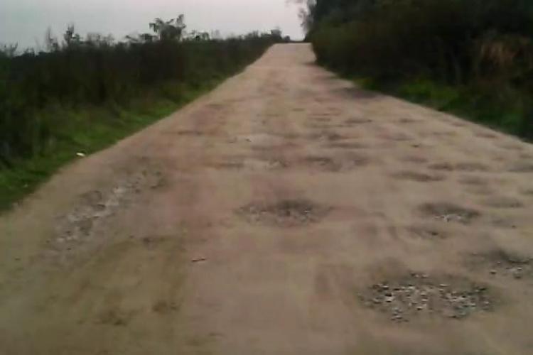 RAADPP Cluj va moderniza drumul Pădureni - Satu Lung