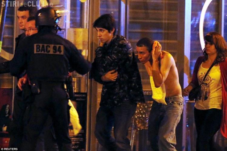"""Grupatea teroristă Stat Islamic a REVENDICAT atentatele din Paris: """"Sunt un miracol"""""""