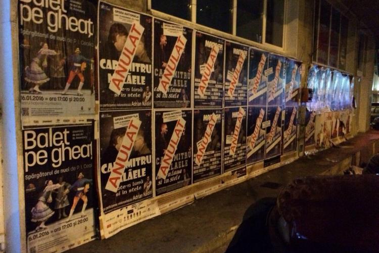 Război la Cluj între organizatorii de evenimente. Ce a pățit acum JOSE CARRERAS - FOTO