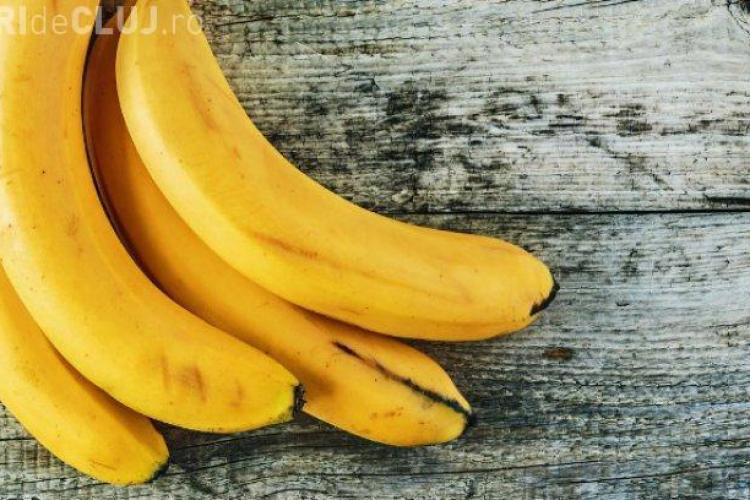 Ce EFECTE au asupra ta două banane mâncate zilnic