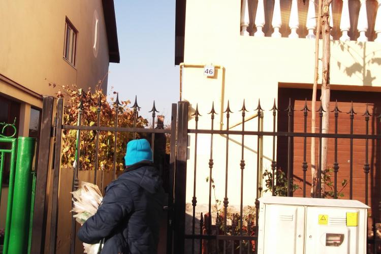 Rosal implementează un proiect pilot de colectare selectivă a deșeurilor, în zona de case din Cluj-Napoca