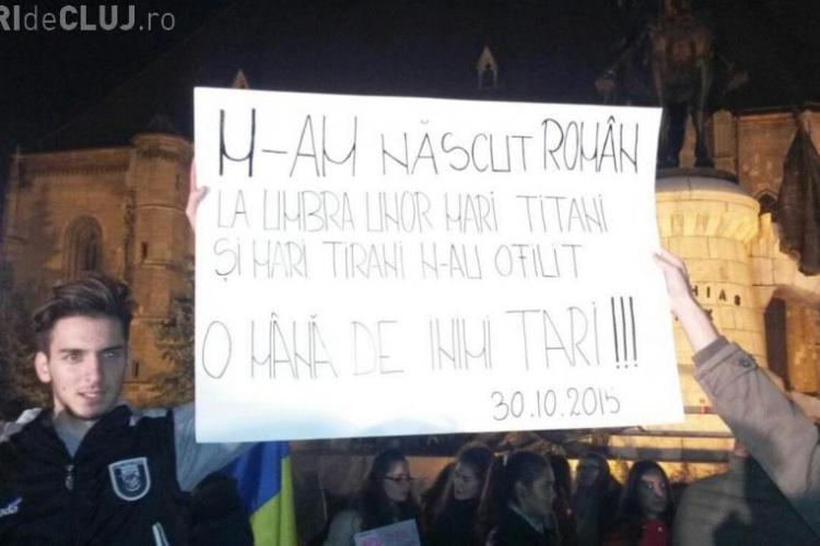 Un consilier local PSD Cluj-Napoca către protestatari: Promiteți? Daca nu ... atunci e doar un demers ipocrit !