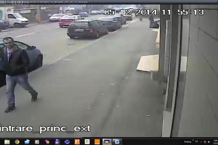 DIICOT solicită ajutorul clujenilor pentru a prinde doi hoți. Îi recunoașteți? VIDEO