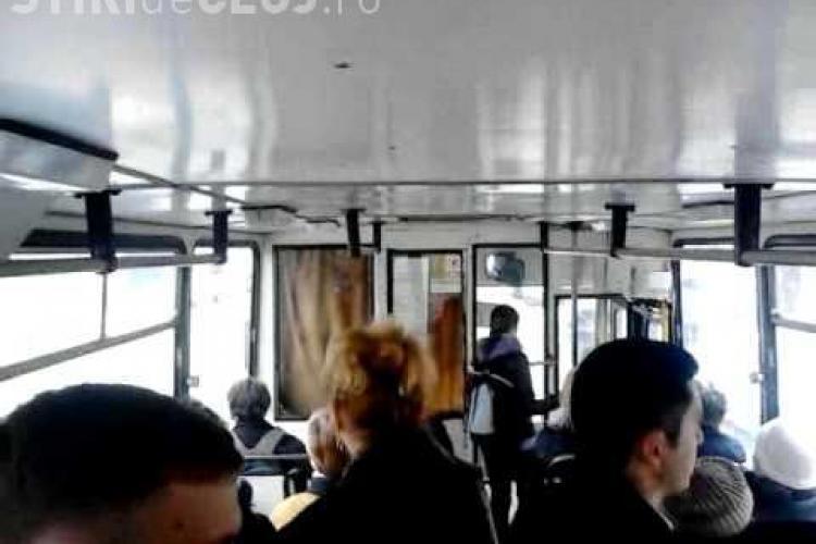 Clujean revoltat: De ce țiganii nu sunt controlați pe autobuzele CTP