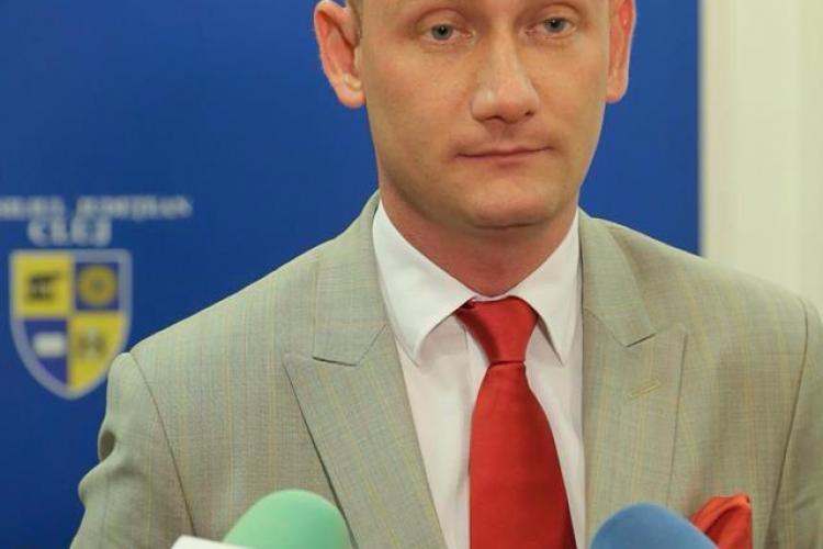 Mihai Seplecan a PICAT de la conducerea Consiliului Județean Cluj. Consilierii au votat demiterea lui
