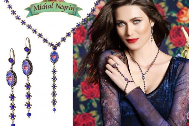 Bijuterii ale celui mai cunoscut designer israelian MICHAL NEGRIN, în premieră la Cluj, în IULIUS MALL. Reduceri de 15% la deschiderea magazinului