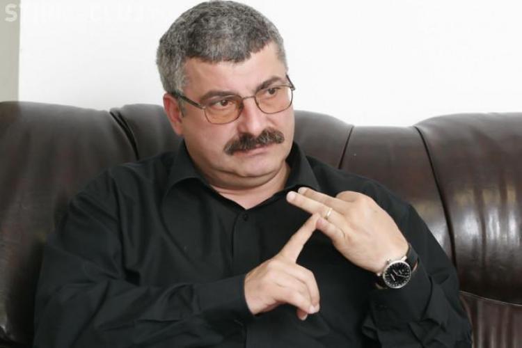 Ce spune Silviu Prigoană după accidentul fiului său, de la Cluj: Mașina a avut ghinion