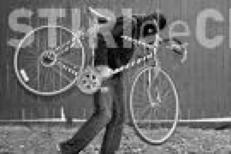 Hoț de biciclete prins în flagrant de polițiștii clujeni