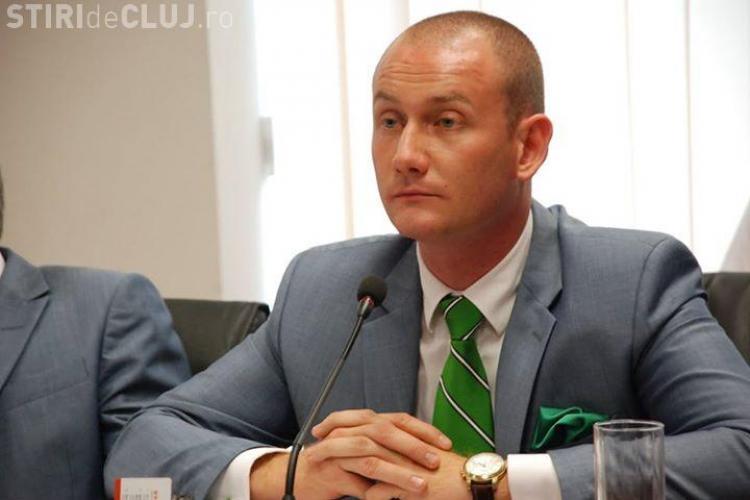 PSD Cluj îi cere lui Seplecan să clarifice situația diplomei FALSE