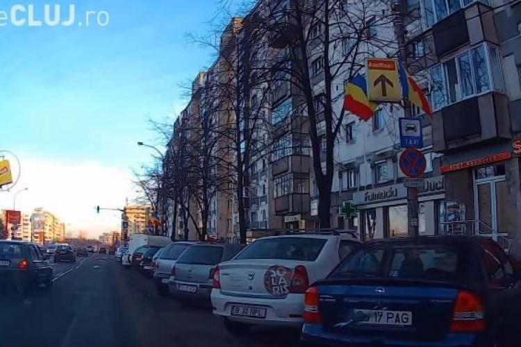 Răspunsul Poliției Locale la scrisoarea de protest a unui taximetrist, nemulțumit că sunt ocupate standurile în Mănăștur