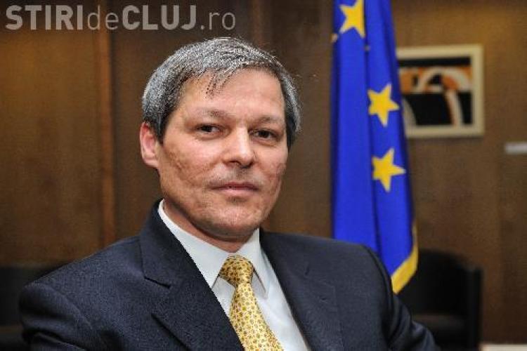 Dacian Cioloş: Nu vreau să intru în politică pentru a rămâne premier