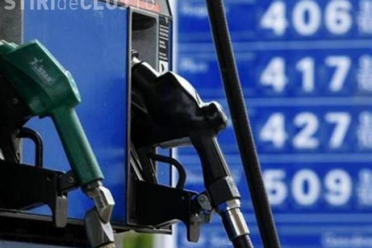 Cât va costa benzina de la 1 ianuarie 2016