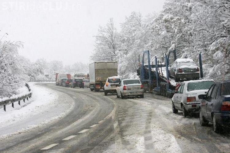 COD GALBEN de NINSORI la Cluj. Ce zone și drumuri din Cluj vor fi afectate