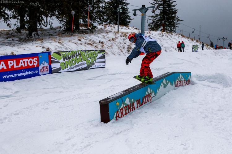 Arena Platoș Păltiniș: Sezonul începe cu World Snowboard Day