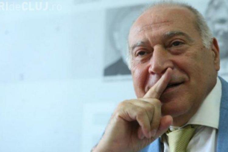 Dan Voiculescu a scris 8 cărți în 16 luni de închisoare