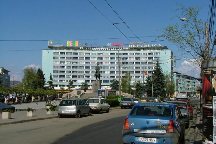 Amenzi de peste 17.000 de lei în zona Pieței Mihai Viteazu