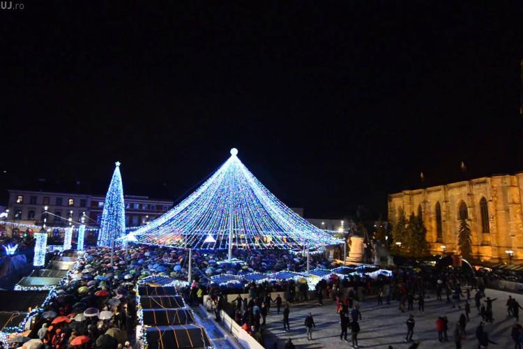 Restricții de circulație la Cluj de 1 Decembrie