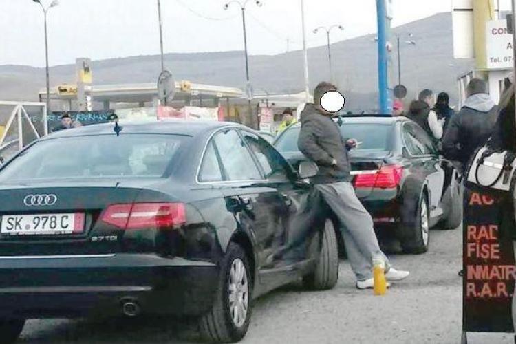 Samsar din Cluj arestat pentru un prejudiciu de 6,5 milioane de lei. A fost prins la Oradea