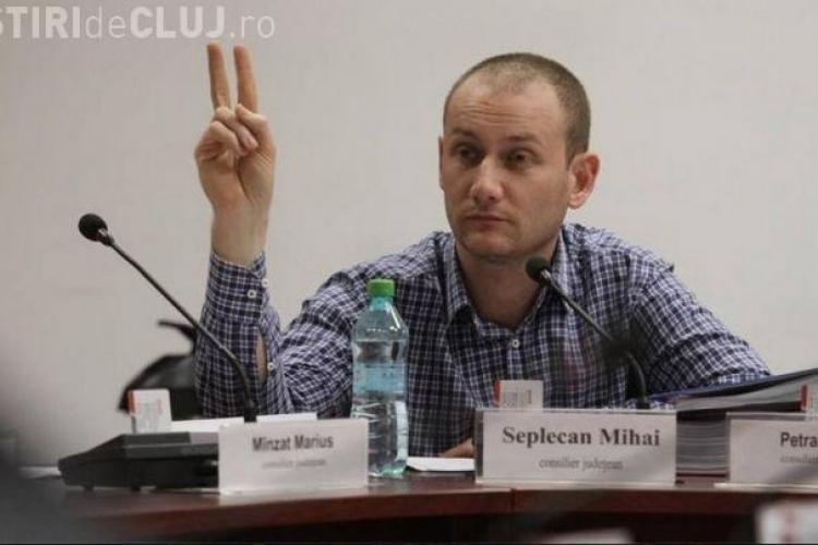 TSD Cluj îi cere demisia lui Seplecan