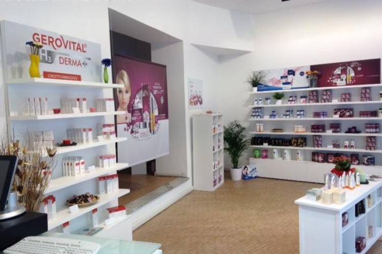 Clujenii de la Farmec și-au deschis primul magazin din Italia, în regiunea turistică Acqui Terme FOTO (P)
