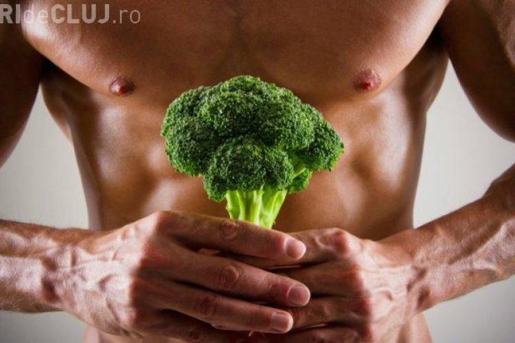 Top vegetale cu cea mai mare cantitate de proteine