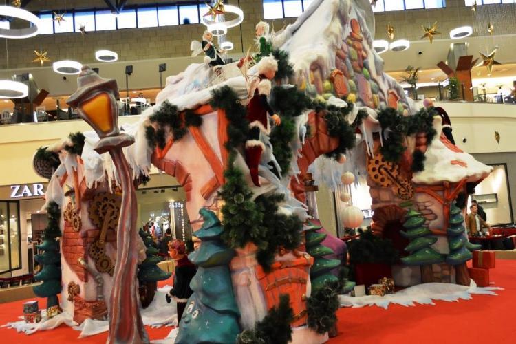 Vineri se aprind luminile festive la Iulius Mall Cluj! Vezi ce concerte și surprize te așteaptă (P)