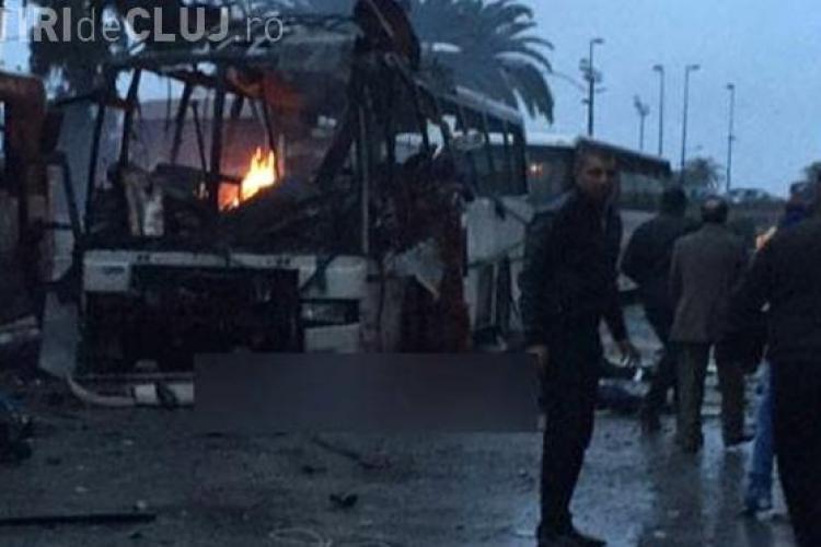 ATENTAT în Tunisia cu cel puţin 14 morţi