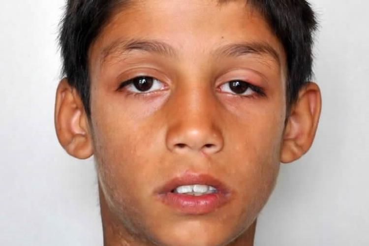 Un alt minor din Cluj a dispărut de acasă. L-ați văzut? FOTO