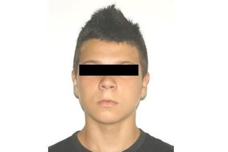 Minorul din Dej dispărut acum câteva zile a fost găsit. Fugise de acasă pentru că a furat!
