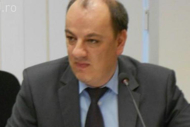 Călin Tuluc a fost ales vicepreședinte al Consiliului Județean Cluj