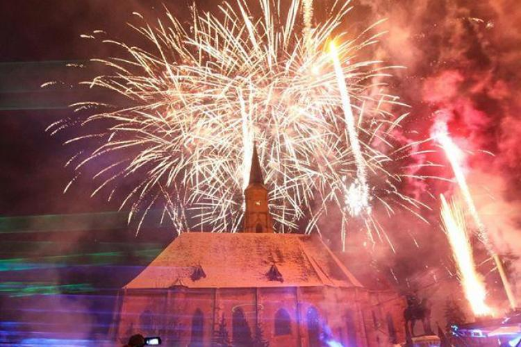 REVELION 2016: Vezi ce spectacole au loc în Piața Unirii