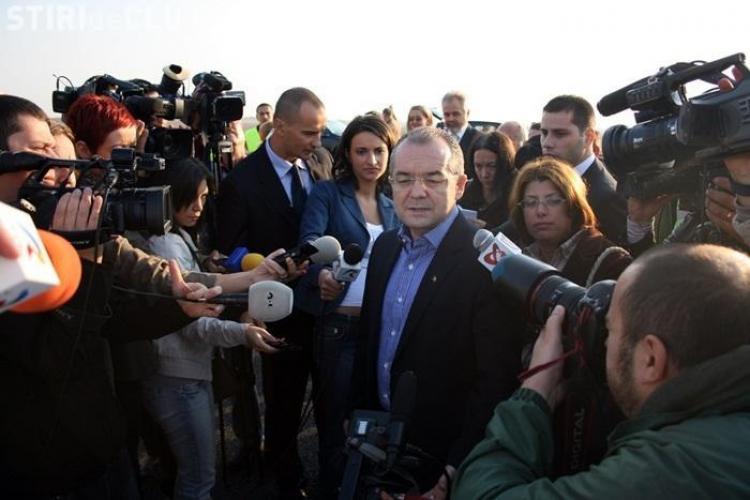 Boc va vorbi cu premierul Cioloș despre finanțarea drumului expres din Florești și a centurii de SUD a Clujului