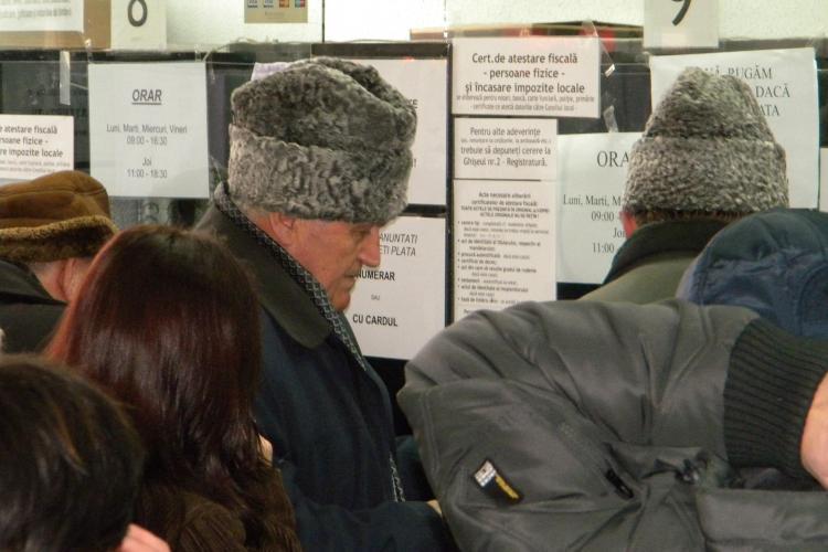 La Cluj-Napoca nu se încasează taxele locale până în 7 ianuarie
