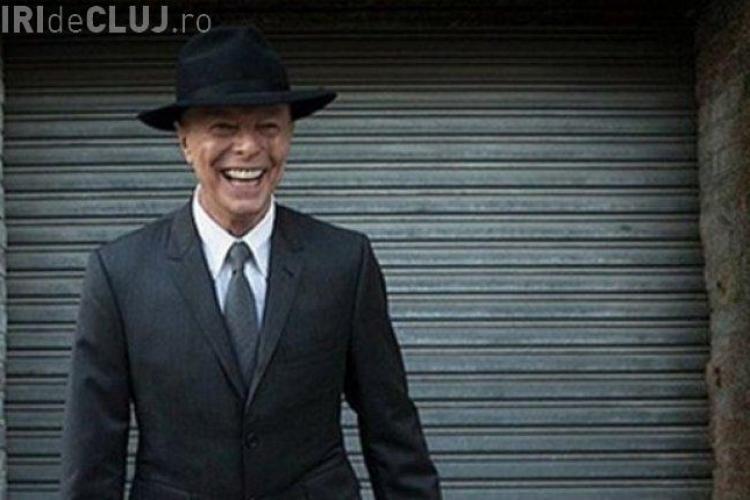Ultima fotografie cu David Bowie în viaţă