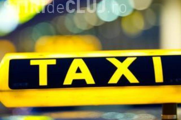 Taximetrist din Cluj REȚINUT de poliție. I-a furat bagajele unei cliente, bolnavă de cancer