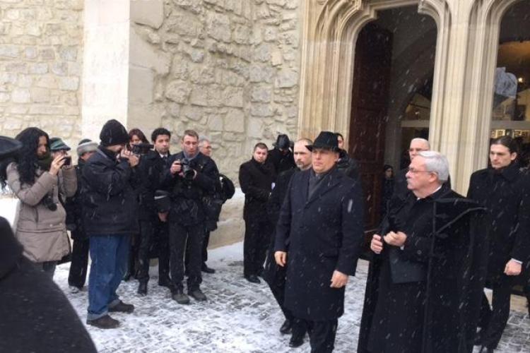 Premierul Ungariei a venit la Cluj-Napoca, la înmormântarea tatălui europarlamentarului Tokes Laszlo